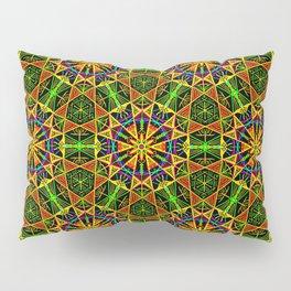 Tribal Celebration Pillow Sham