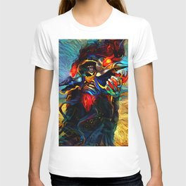 Colorful Overlord T-shirt