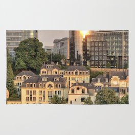 Luxembourg City Rug