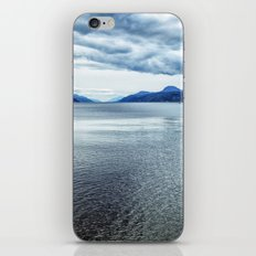 Loch Ness Scotland iPhone & iPod Skin