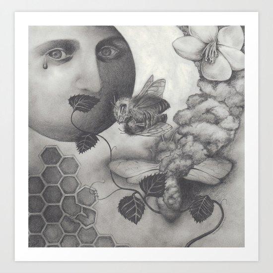 Arcanus Evanescens Art Print