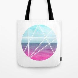 Sea Prism Tote Bag