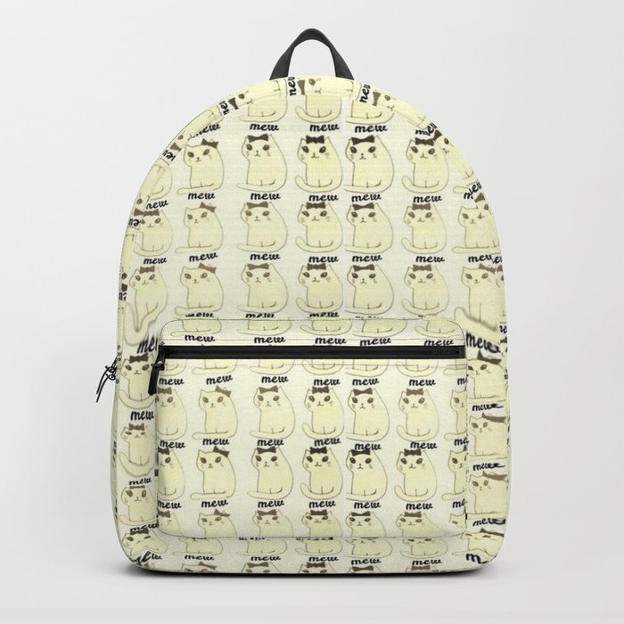 cats-27 Backpack