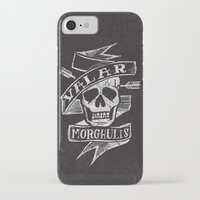 valar morghulis iPhone & iPod Cases featuring all men must die by Matthew Taylor Wilson