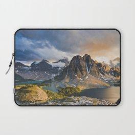 Mount Assiniboine Provincial Park Laptop Sleeve