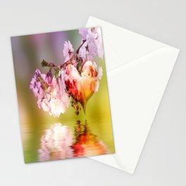 Frühlingsherz Stationery Cards