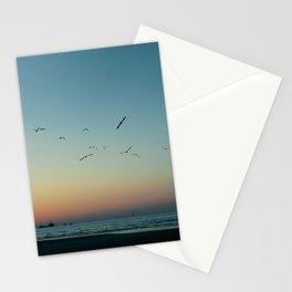 (Sun is) Gone Stationery Cards