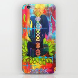 Sacred Space iPhone Skin