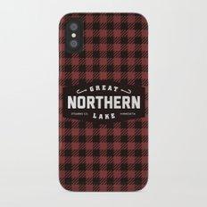 Great Northern Lake Slim Case iPhone X