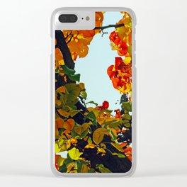 Niggle's Leaf Clear iPhone Case