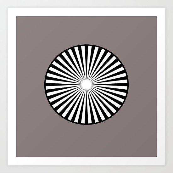 Wheel 2 Art Print