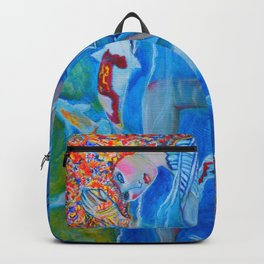 With Every Breath #society6 #decor #buyart Backpack