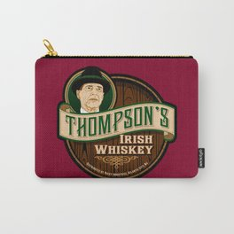 Thompson's Irish Whiskey Carry-All Pouch