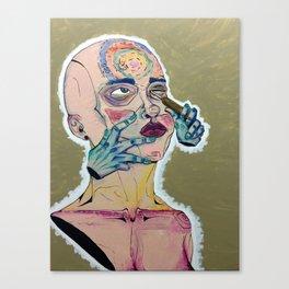 Lobotomy Canvas Print