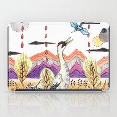 Crane Gang iPad Case