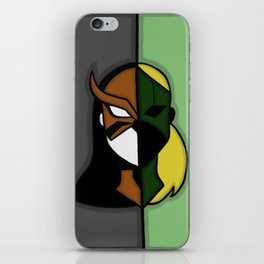Artemis Crock iPhone Skin