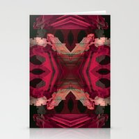 baroque Stationery Cards featuring BAROQUE by Mike Maike