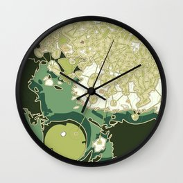 Planning Strategy #06 Wall Clock