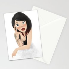 Tattoed Arm Stationery Cards