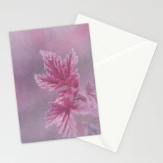 Spring Frost Stationery Cards