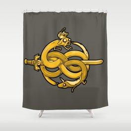Neverending Adventure Shower Curtain