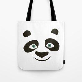 Kung Fu Panda Tote Bag
