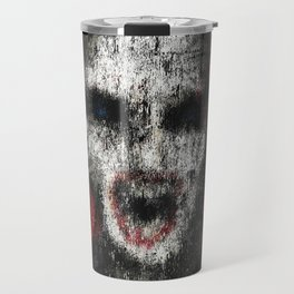 The Guardian at The Tree of Flesh and Bone Travel Mug