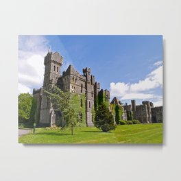 Ashford Castle Metal Print
