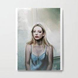 Dreamt of you but woke up alone. Metal Print