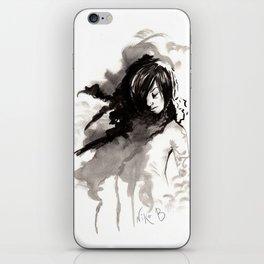 Miseria de los miserables (sketch version) iPhone Skin