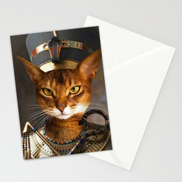 Neferkitty Stationery Cards