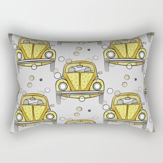 Sunday Drive Rectangular Pillow