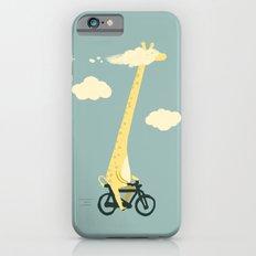 Head in the cloud iPhone 6 Slim Case
