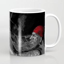Dwarf vs. Hook Horror  Coffee Mug
