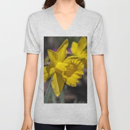 Daffodil 4 Unisex V-Neck
