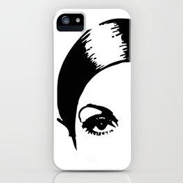 eye opener iPhone Case