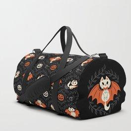 Spooky Kittens Duffle Bag
