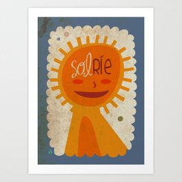solRie Art Print
