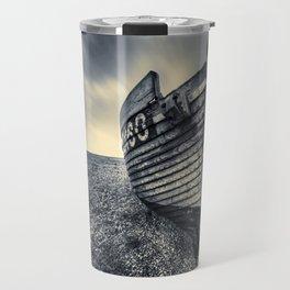 Broken Boat Travel Mug