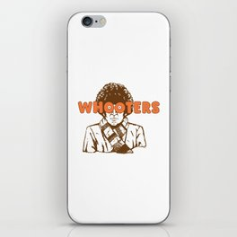 Whooters iPhone Skin