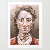 Clayton Art Print
