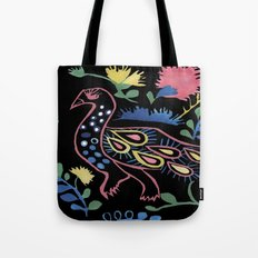 Mexican Bird Tote Bag