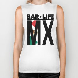 MX Bar•Life Biker Tank