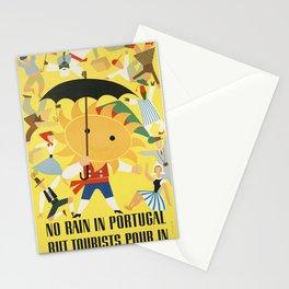 Vintage poster - Portugal Stationery Cards