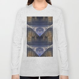 Water and Clouds Long Sleeve T-shirt