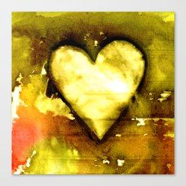 Heart Dreams 3C by Kathy Morton Stanion Canvas Print
