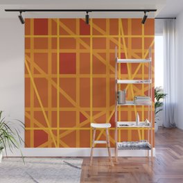Abstract DW Wall Mural
