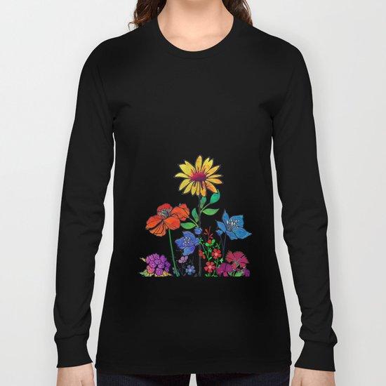 Flower Tales 5 Long Sleeve T-shirt