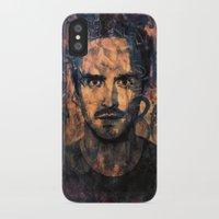 jesse pinkman iPhone & iPod Cases featuring Jesse Pinkman by Sirenphotos