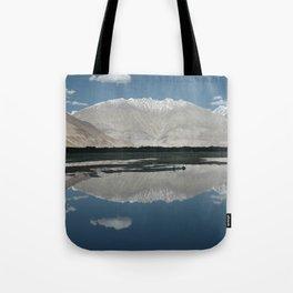 A Mountain In Ladakh Tote Bag